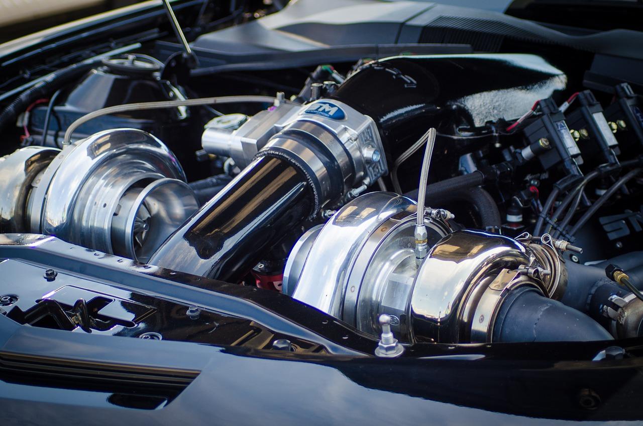 Turbosprężarka w silniku benzynowym