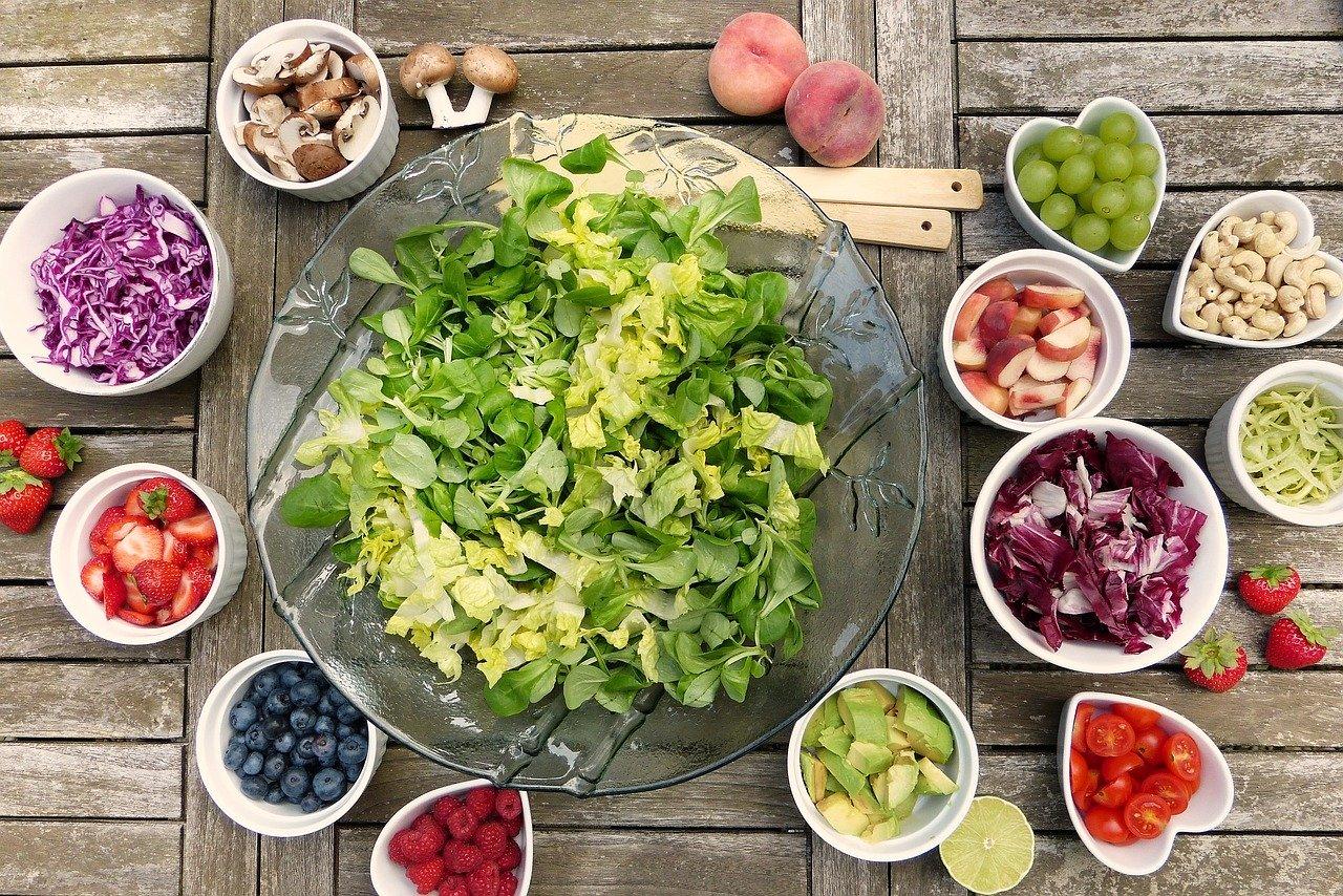 Odżywiamy się bardzo zdrowo