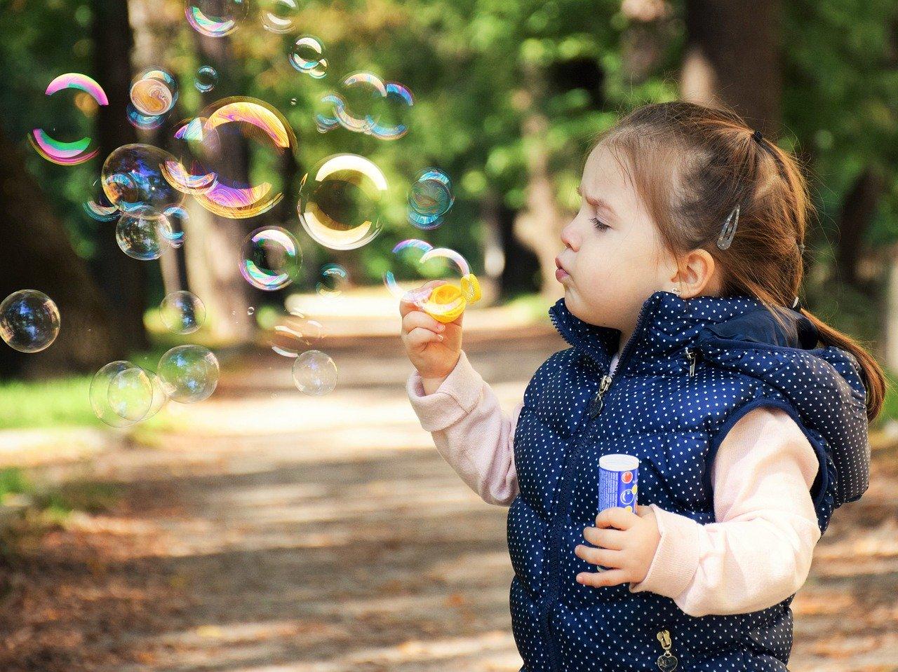 Wybieraj produkty stworzone specjalnie do skóry dziecka