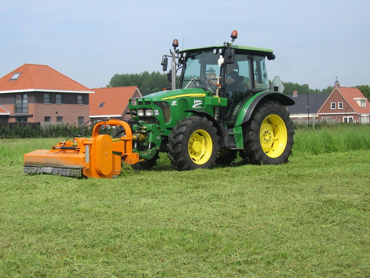 Części do maszyn uprawowych