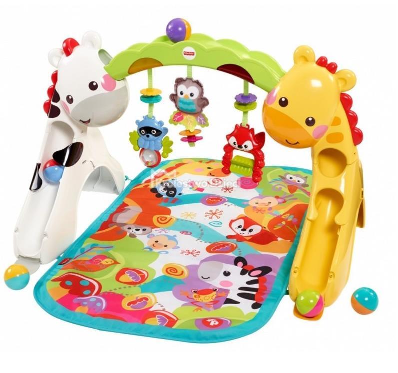 Edukacyjne zabawki wspomagające rozwój malucha